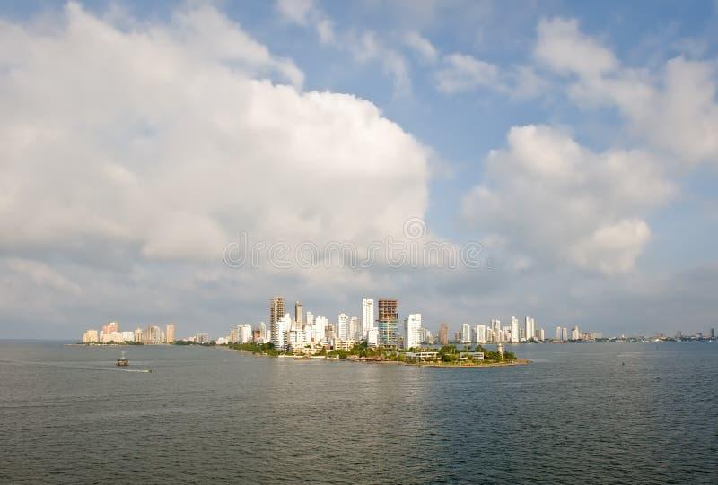 Cartagena DE Indias royalty-vrije stock foto's
