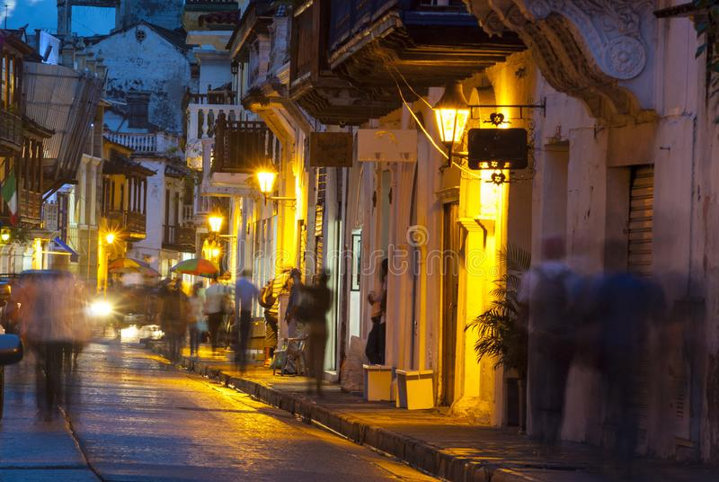 Cartagena de Indias, Col?mbia fotos de stock