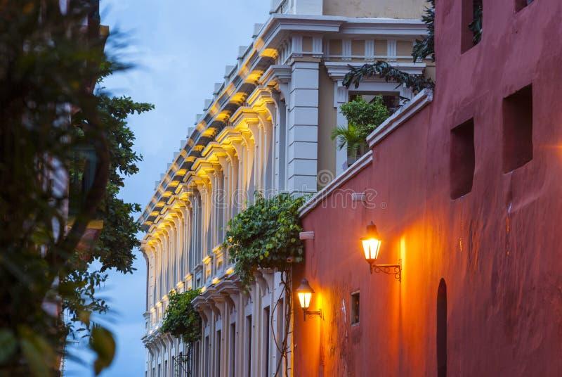 Cartagena de Indias, Col?mbia fotografia de stock royalty free