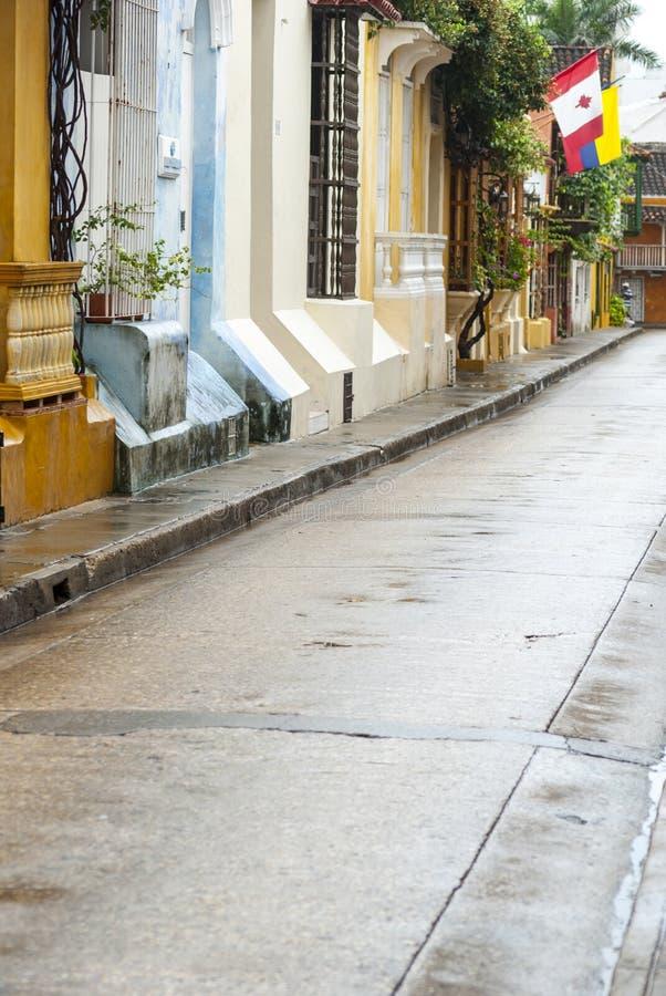 Cartagena de Indias, Col?mbia imagem de stock