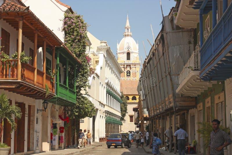 Cartagena de Indias, Colombia fotografía de archivo