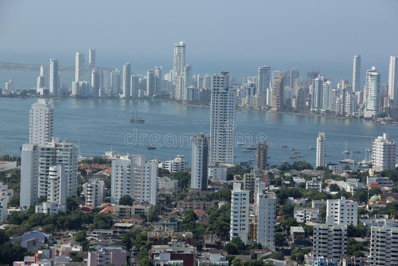 Cartagena, Kolumbia zdjęcie stock