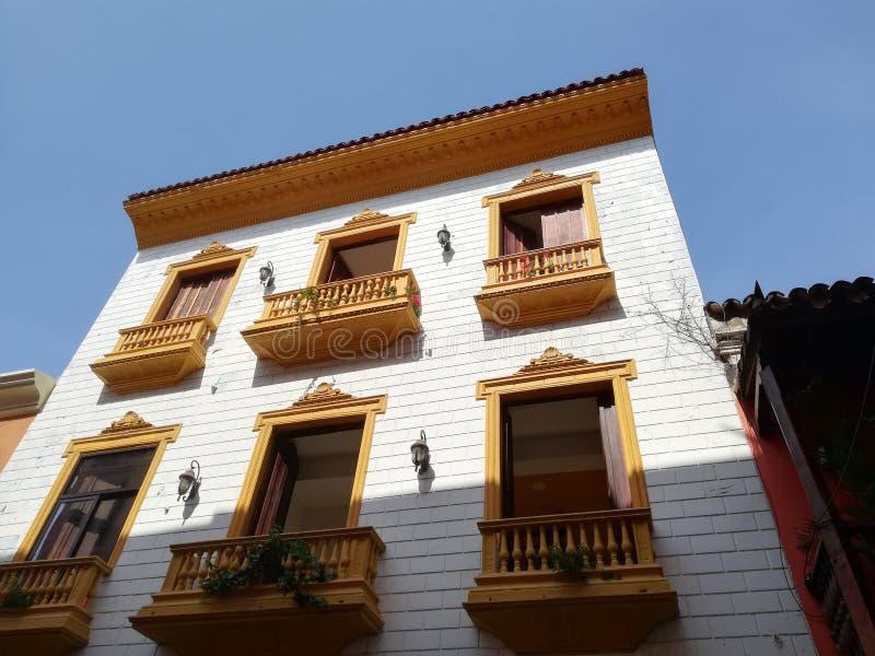 Cartagena Kolumbia zdjęcie stock