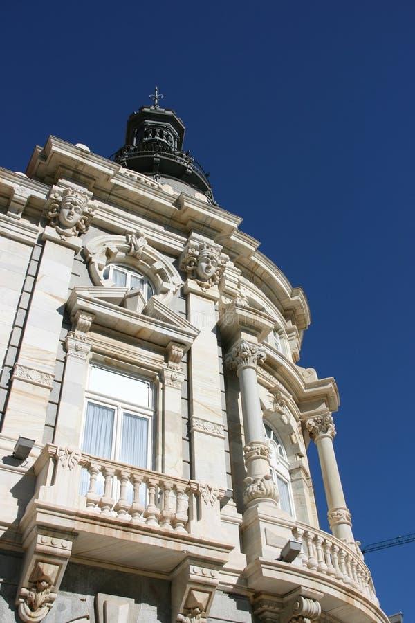 Cartagena, Spain stock images