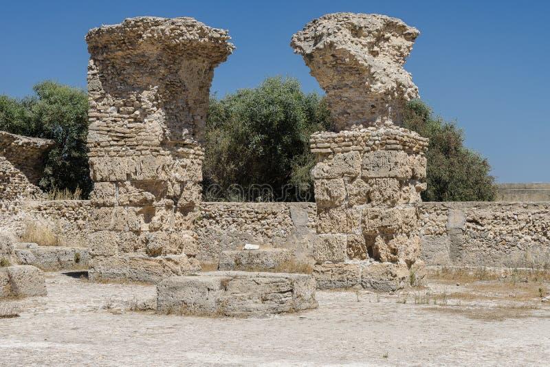 cartagina Tunisia obraz royalty free