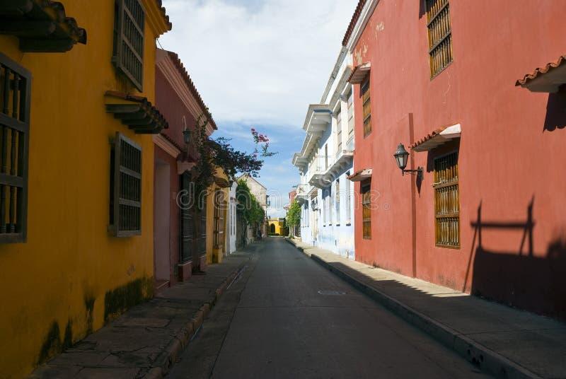 Cartagine de Indias, Colombia fotografie stock libere da diritti