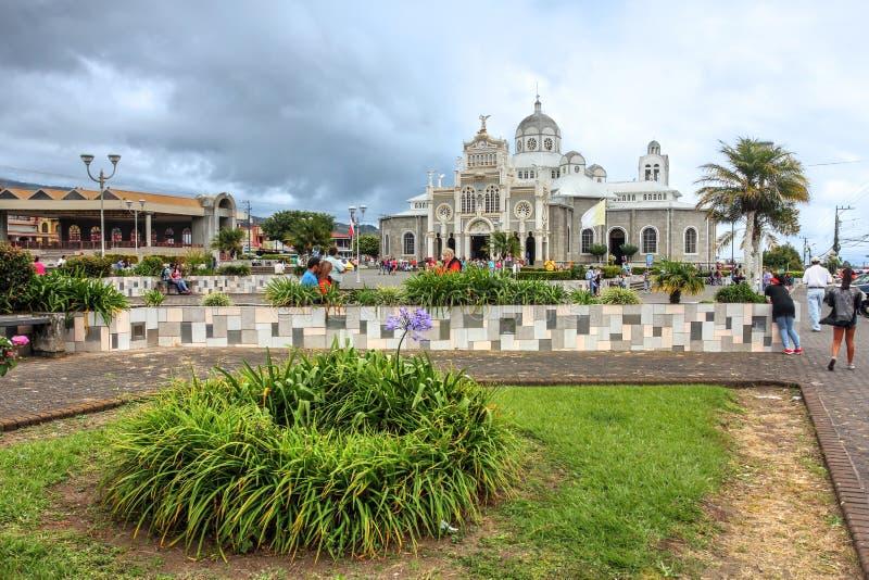 Cartago Costa Rica royaltyfri fotografi