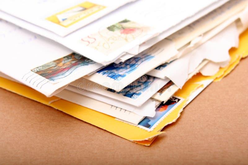 Cartas imágenes de archivo libres de regalías