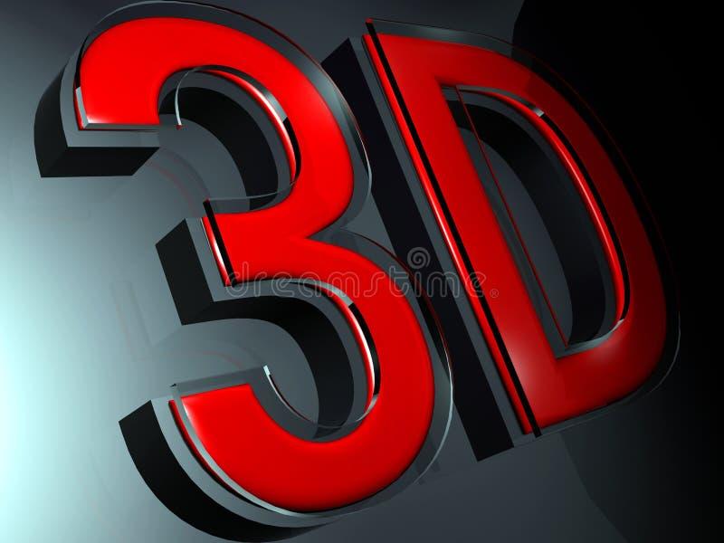 cartas 3D libre illustration