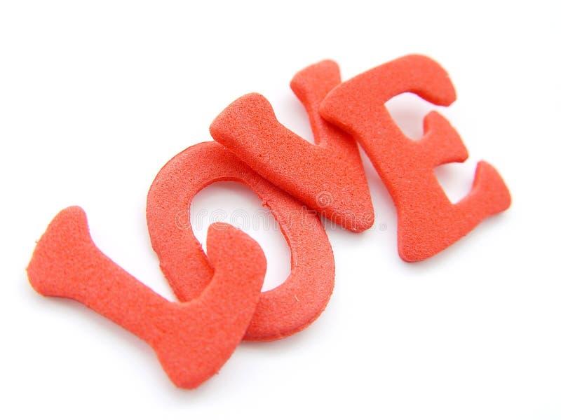 Cartas De Amor Foto de archivo libre de regalías