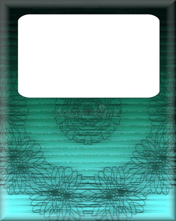 Carte illustration de vecteur