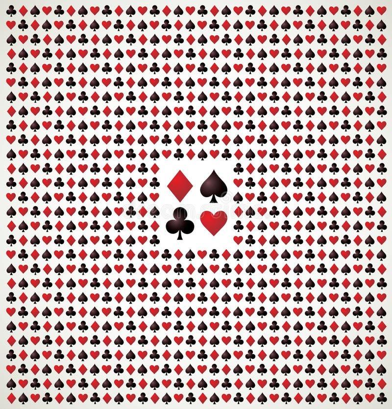 Carte da gioco royalty illustrazione gratis