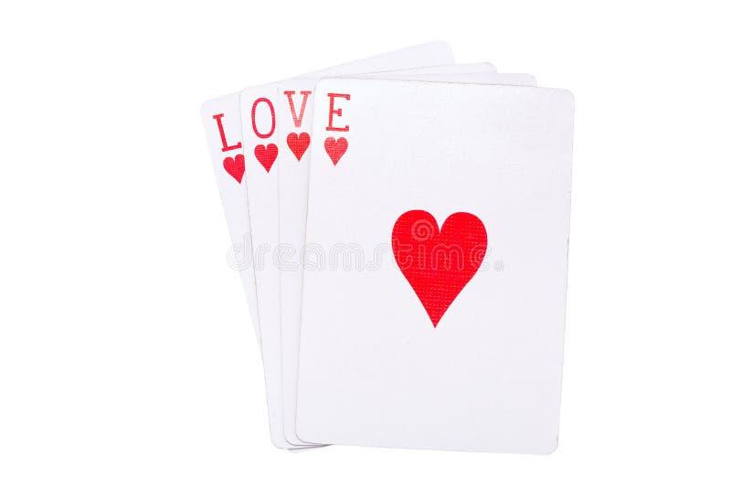 Gioco di carte al casino