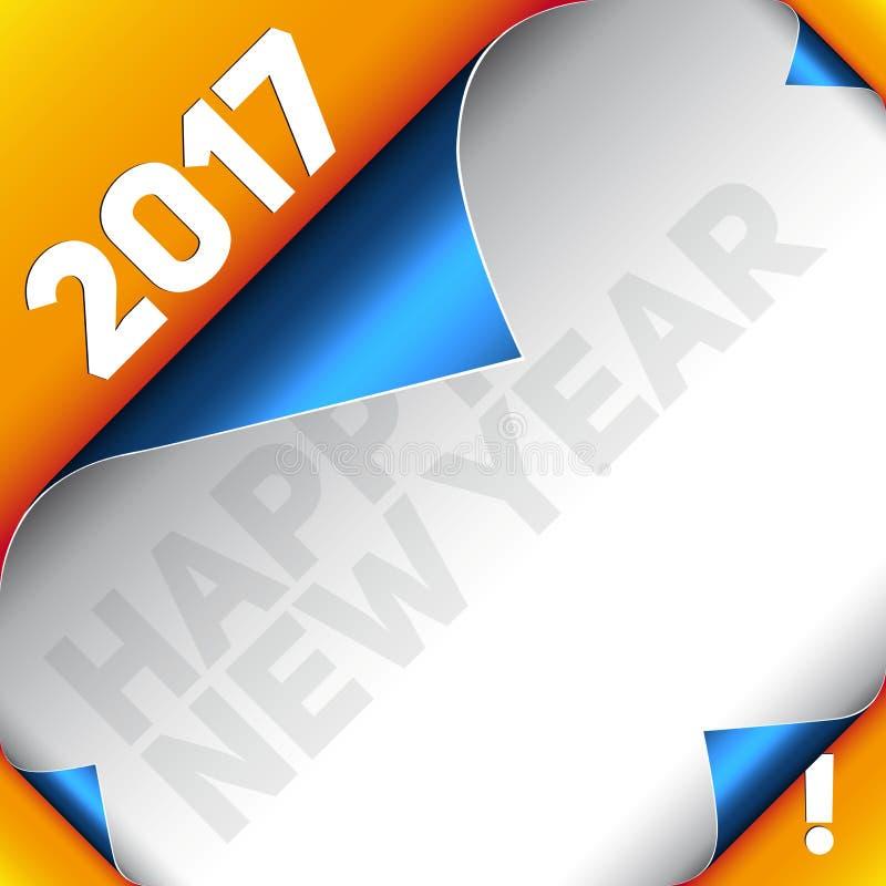 Download Carte De Bonne Année De Noël Illustration Stock - Illustration du noël, événement: 77159775