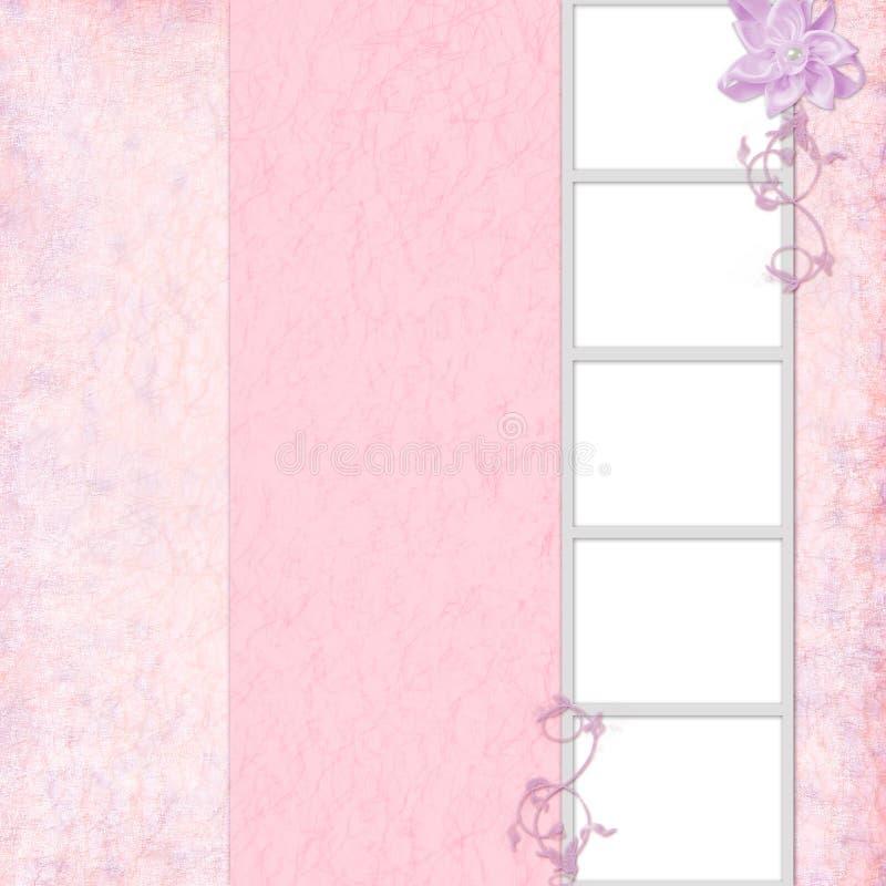 Carte de félicitations illustration stock