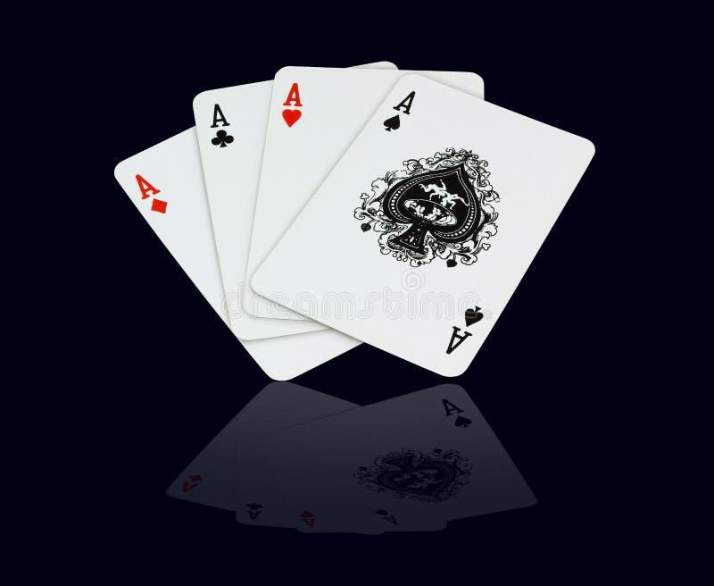 Carte de jeu photos stock