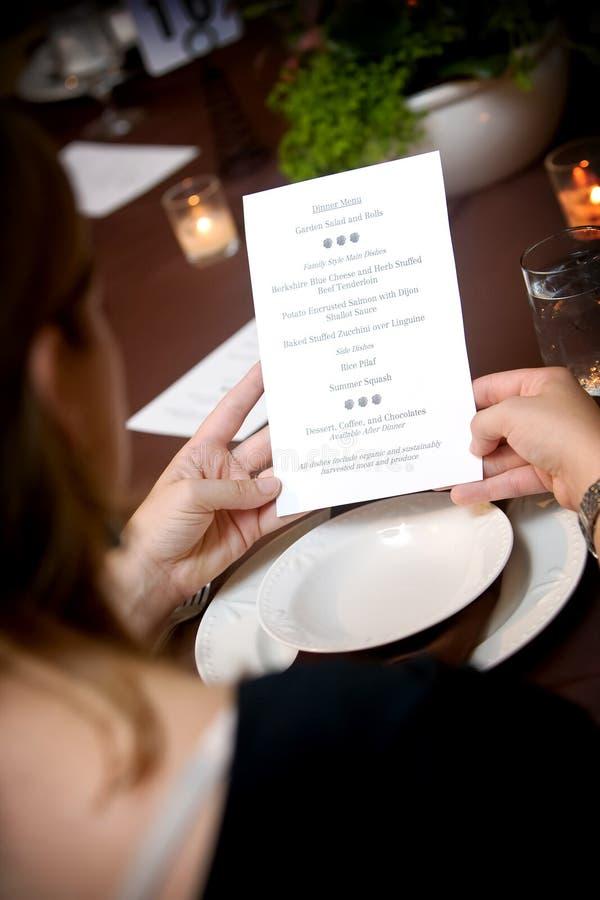 Carte de mariage photos stock