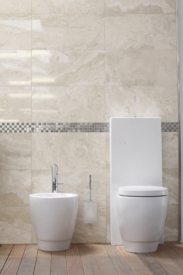 carte de travail de toilette images stock