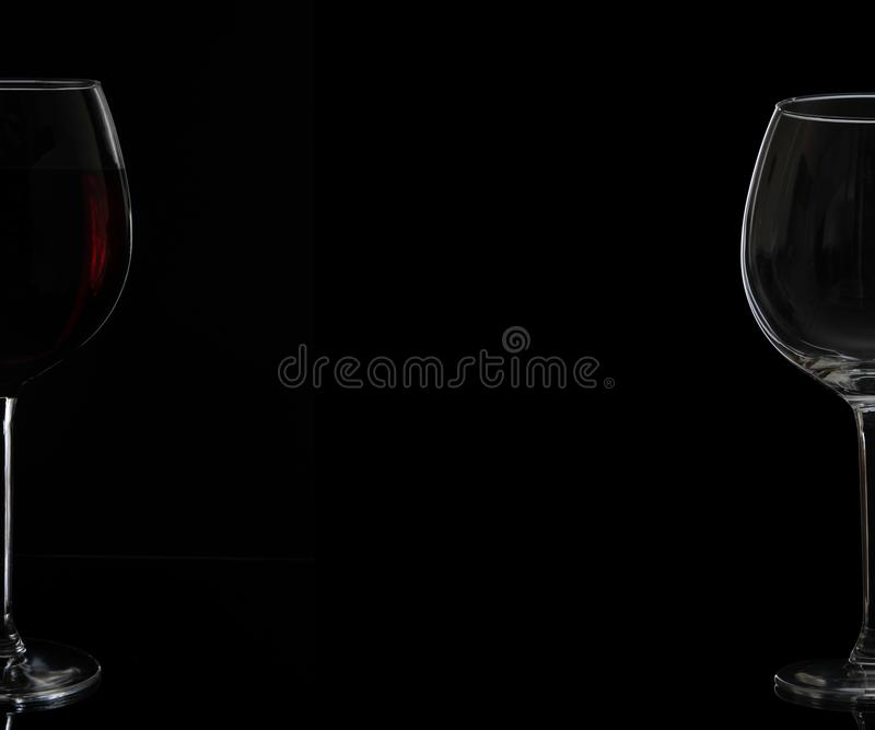 Carte de vin, mod?le de fond de carte des vins photos libres de droits