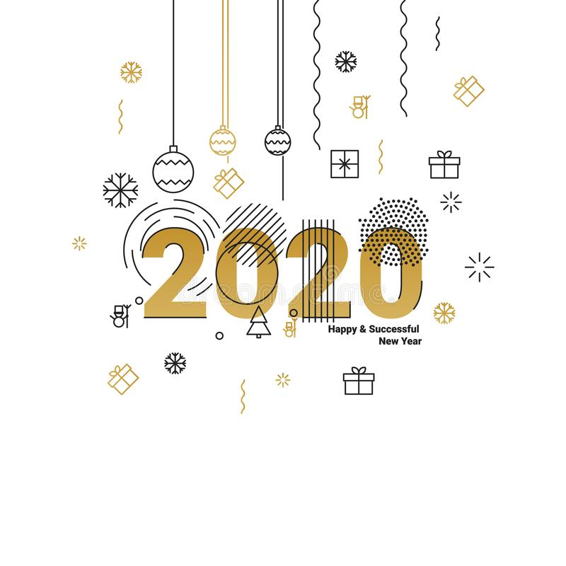 Toute l'équipe de l'Arbre des Refuges vous souhaite ses meilleurs voeux pour 2020! Carte-de-voeux-bonne-ann-e-d-affaires-concept-illustration-vecteur-pour-le-fond-banni-re-site-web-sociale-m-dias-mat-riel-147771858