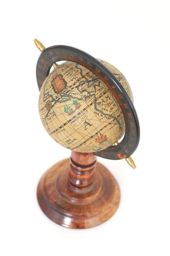 Carte du monde photo stock