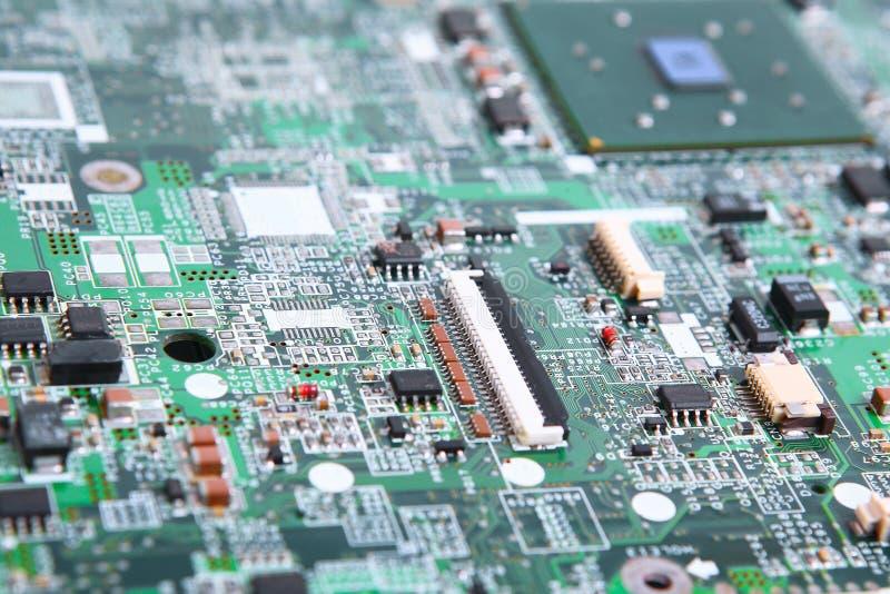 carte micro d'ordinateur photo libre de droits