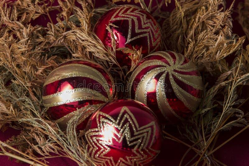 Carte postale pour Noël photos libres de droits