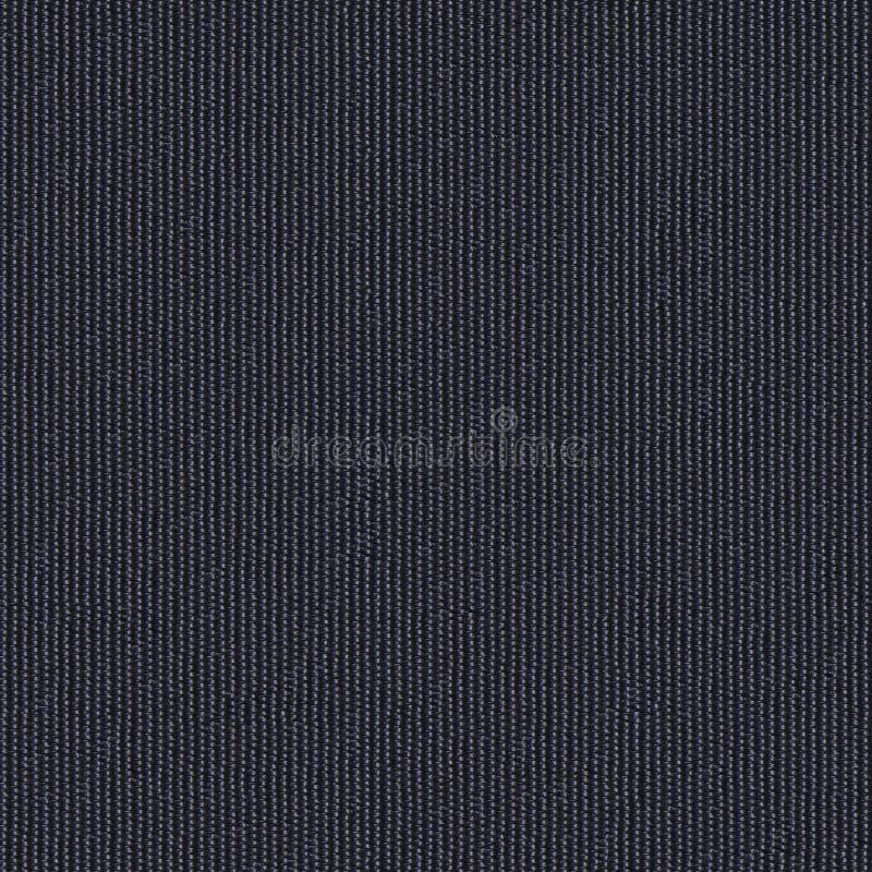 Carte sans couture de texture noire de tissu pour 3d et le 2d images libres de droits