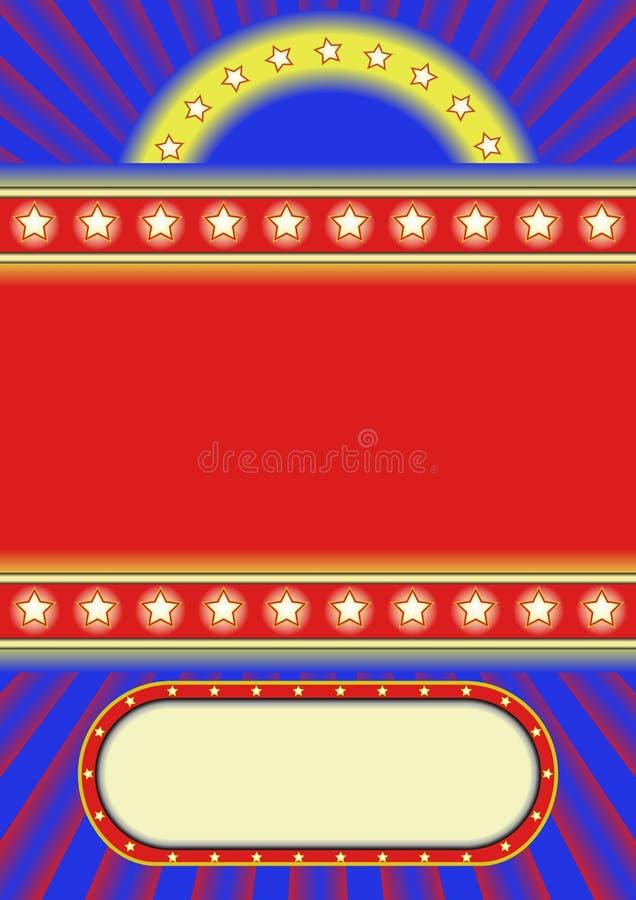 Download Cartel ilustración del vector. Ilustración de aviso, ilustración - 44855724