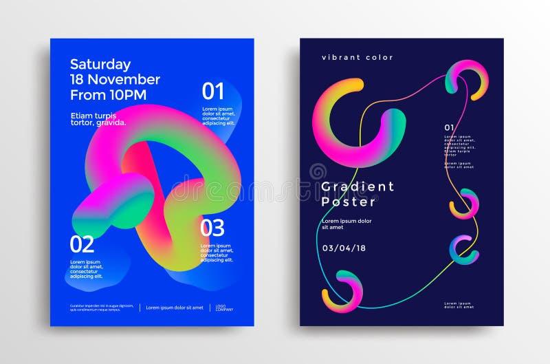 Cartel creativo del diseño libre illustration