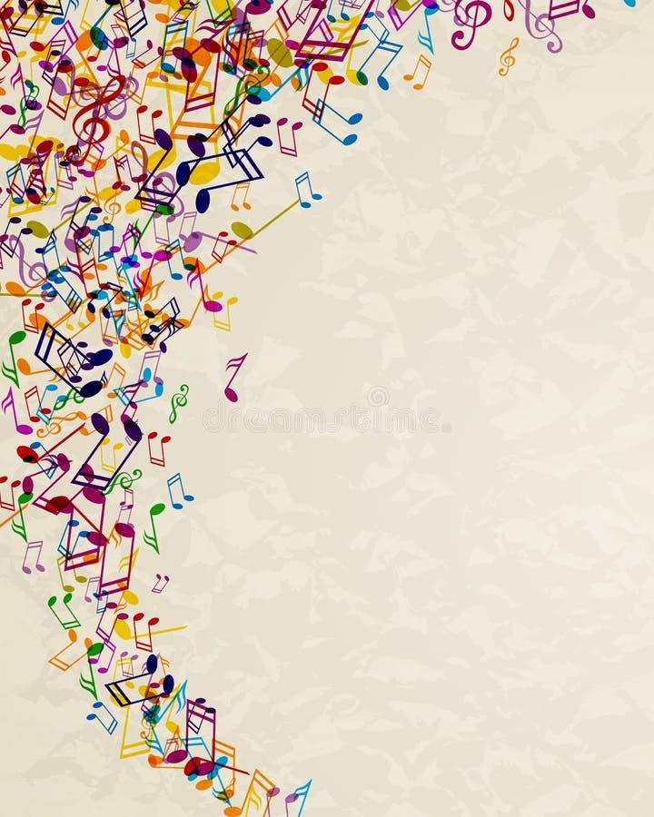 Cartel de la música libre illustration