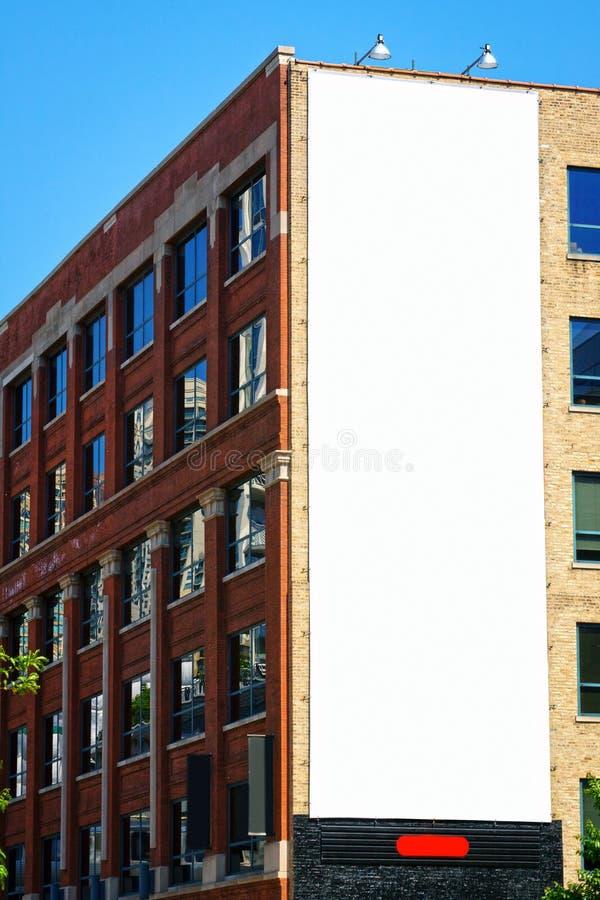 Cartelera - diseño urbano fotos de archivo