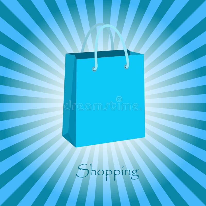 Carteles de las compras libre illustration