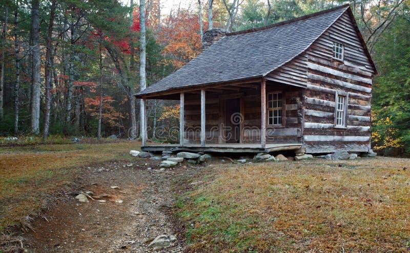 Carter Shield Cabin Royalty Free Stock Photo