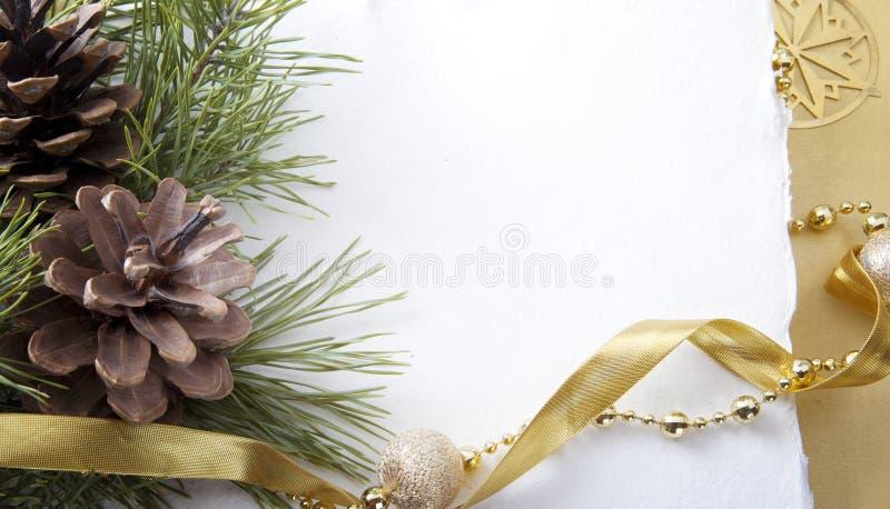 Cartes de Noël image stock