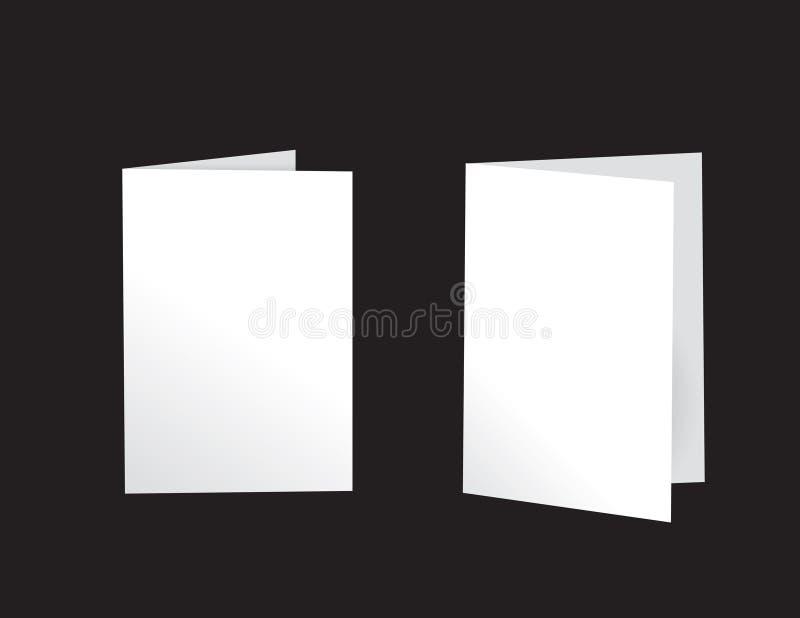 Cartes de voeux - restant illustration de vecteur