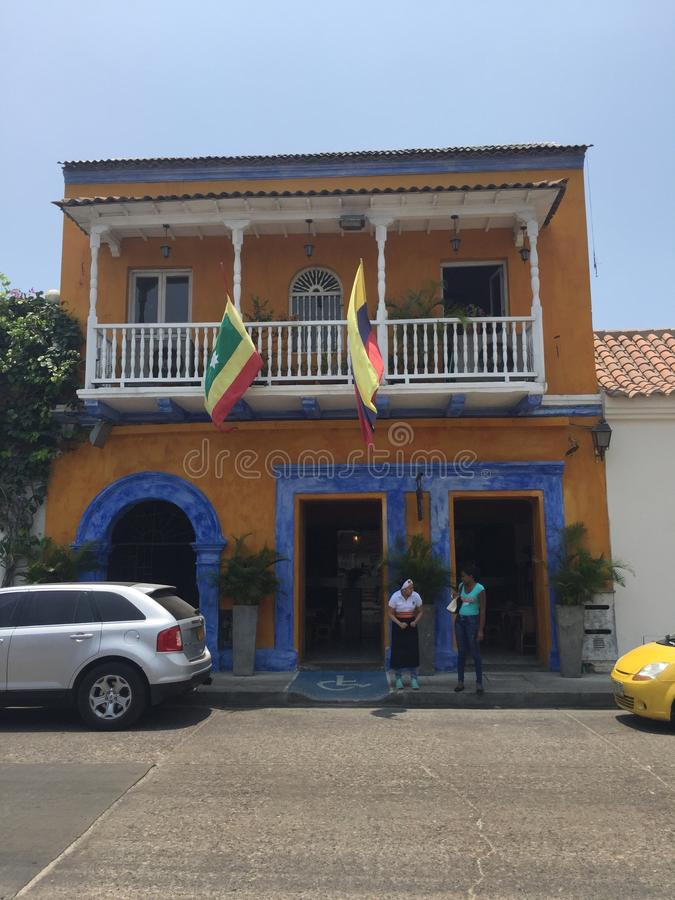 Carthagène, Colombie photos libres de droits