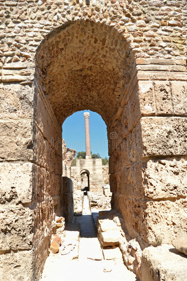 Download Carthage stock image. Image of buildings, monuments, holiday - 28584997