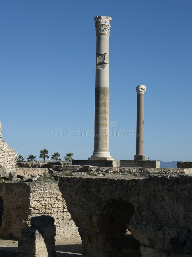 Download Carthage Ruins Stock Photo - Image: 515710
