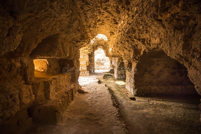 Carthage, Tunísia imagem de stock