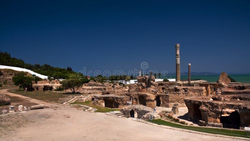 Carthage, Tunisia royalty free stock images