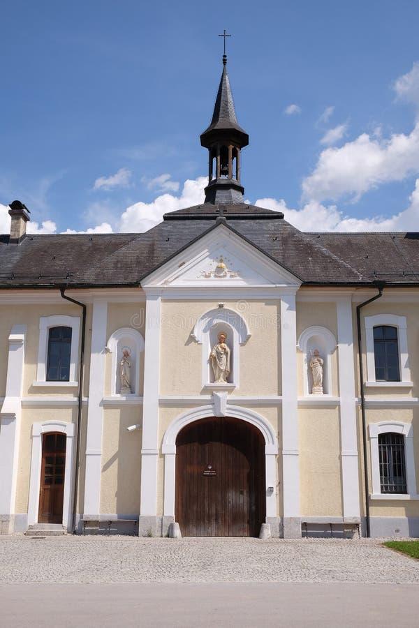 Free Carthusian Monastery In Pleterje, Slovenia Royalty Free Stock Image - 94814856