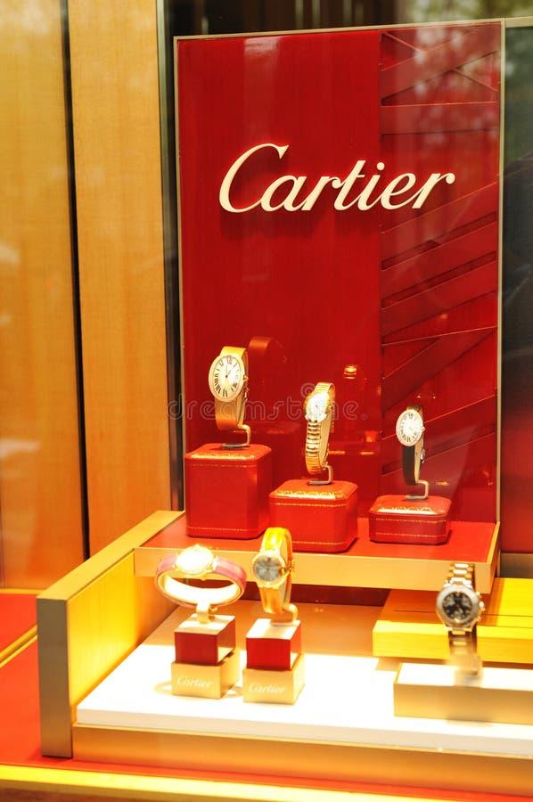 cartier 库存照片
