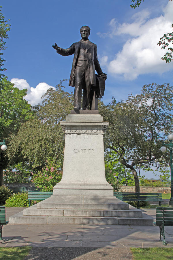 Cartier. Banished early in his political career for participating in the Rebellion in Lower Canada in 1837, Sir George-Étienne Cartier would go on to be royalty free stock photography