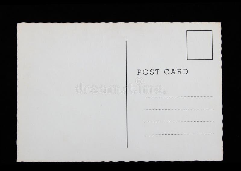 Cartolina immagini stock