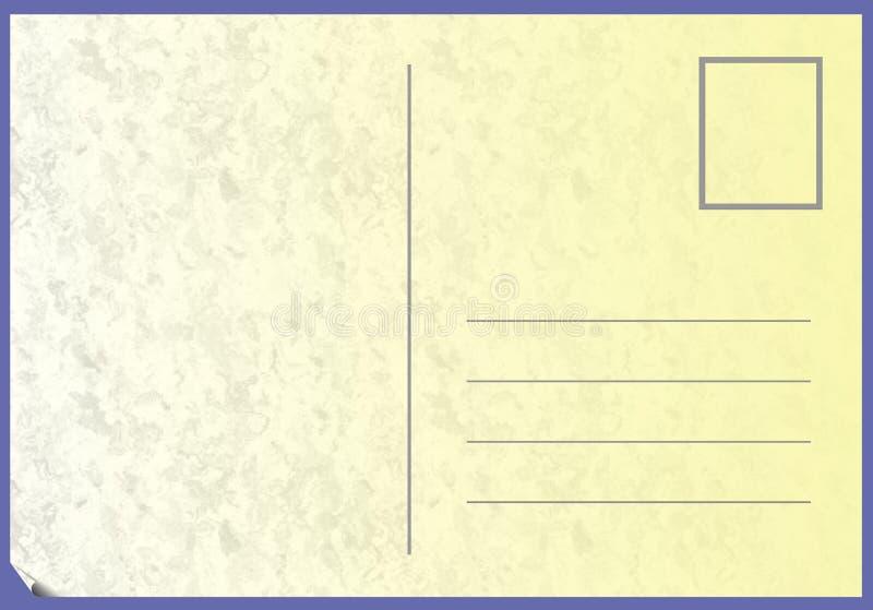 Download Cartolina illustrazione di stock. Illustrazione di messaggio - 7323880