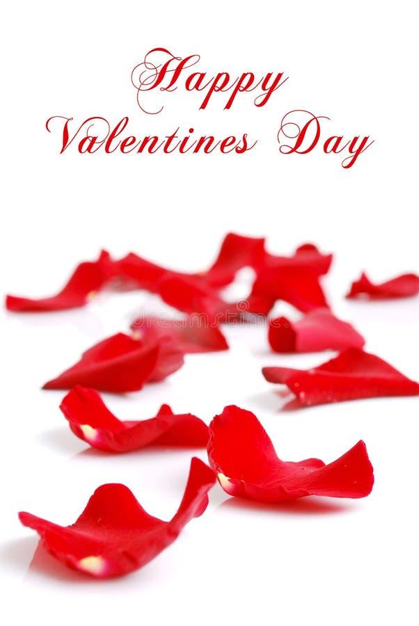 Cartolina d'auguri di giorno dei biglietti di S. Valentino immagini stock libere da diritti