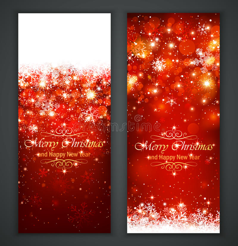 Cartolina d'auguri di Natale royalty illustrazione gratis