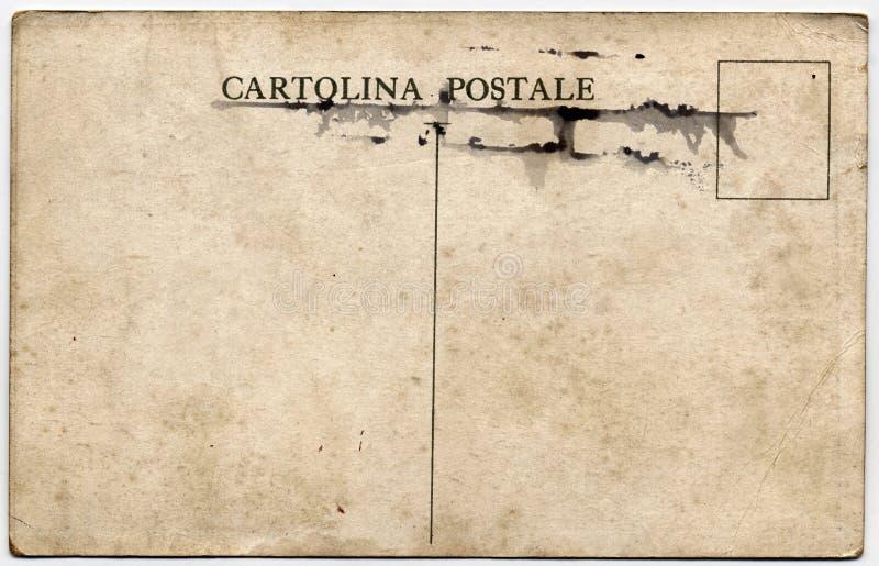 Cartolina Postale photos stock