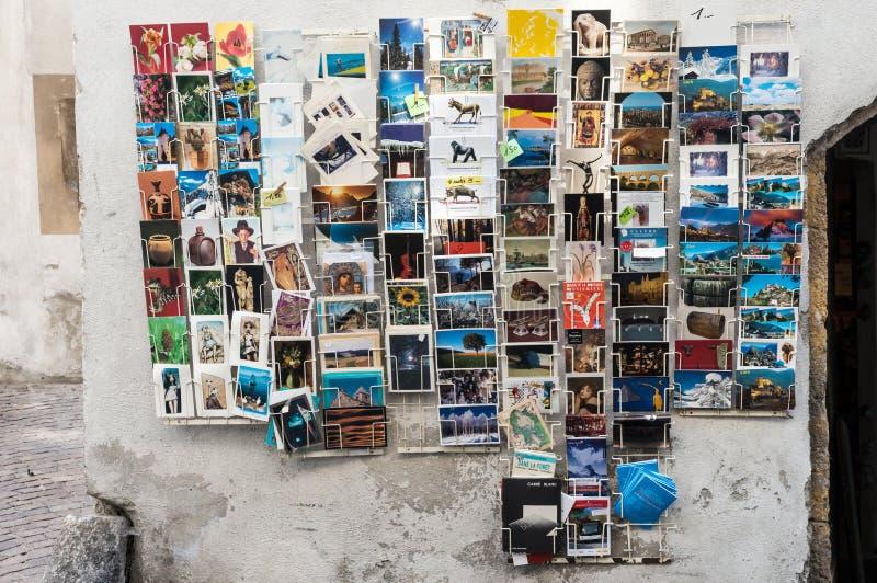 Cartoline immagine stock